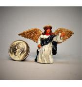 Angel Singing painted