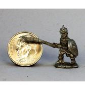 Elf Spearman pewter