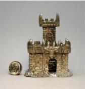 Evil Castle pewter