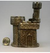 Huge Castle pewter