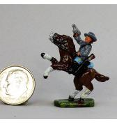 Cavalry with Sword painted as Confederate