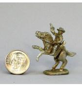 Cavalry with Sword pewter