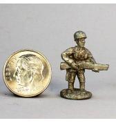 Infantry Patrolling pewter