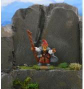 Gnome Wizard painted
