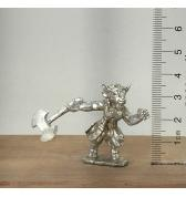 Minotaur with Axe pewter